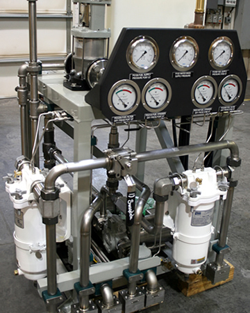Water Wash Systems
